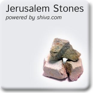 Jesusalem Stones